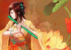 雨天桃的仙剑同人CG